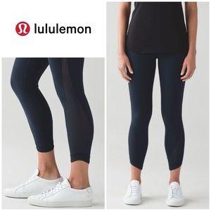 Lululemon High Times High Rise Pant (Deep Breath)